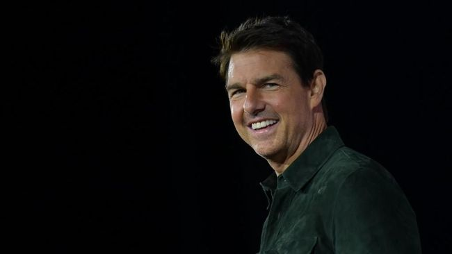 Tom Cruise. @AFP Photo/Chris Delmas