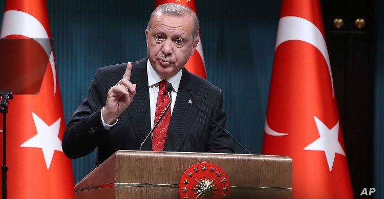 Erdogan: Virus Islamofobia Sama Bahayanya dengan Virus Corona, Menyebar Cepat di Eropa thumbnail