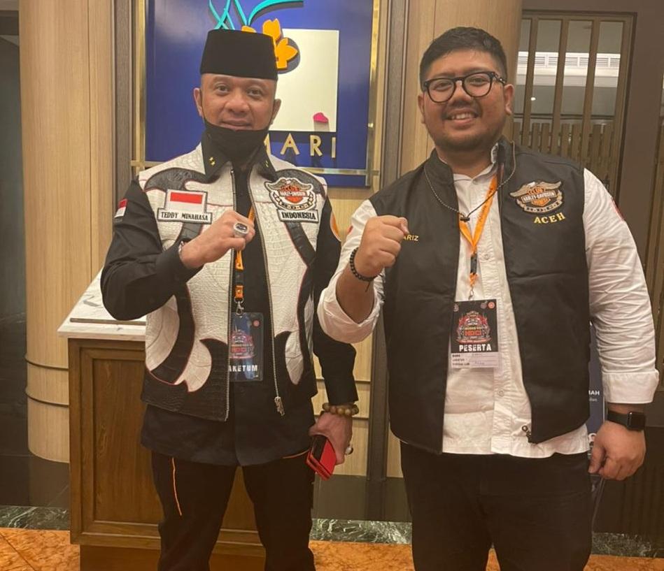 Irjen Pol Teddy Minahasa Pimpin HDCI thumbnail