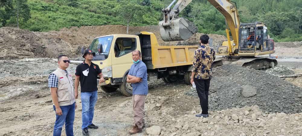 Polisi dan BPBD Cek Galian Proyek Bendungan Tungel, Ini Hasilnya thumbnail