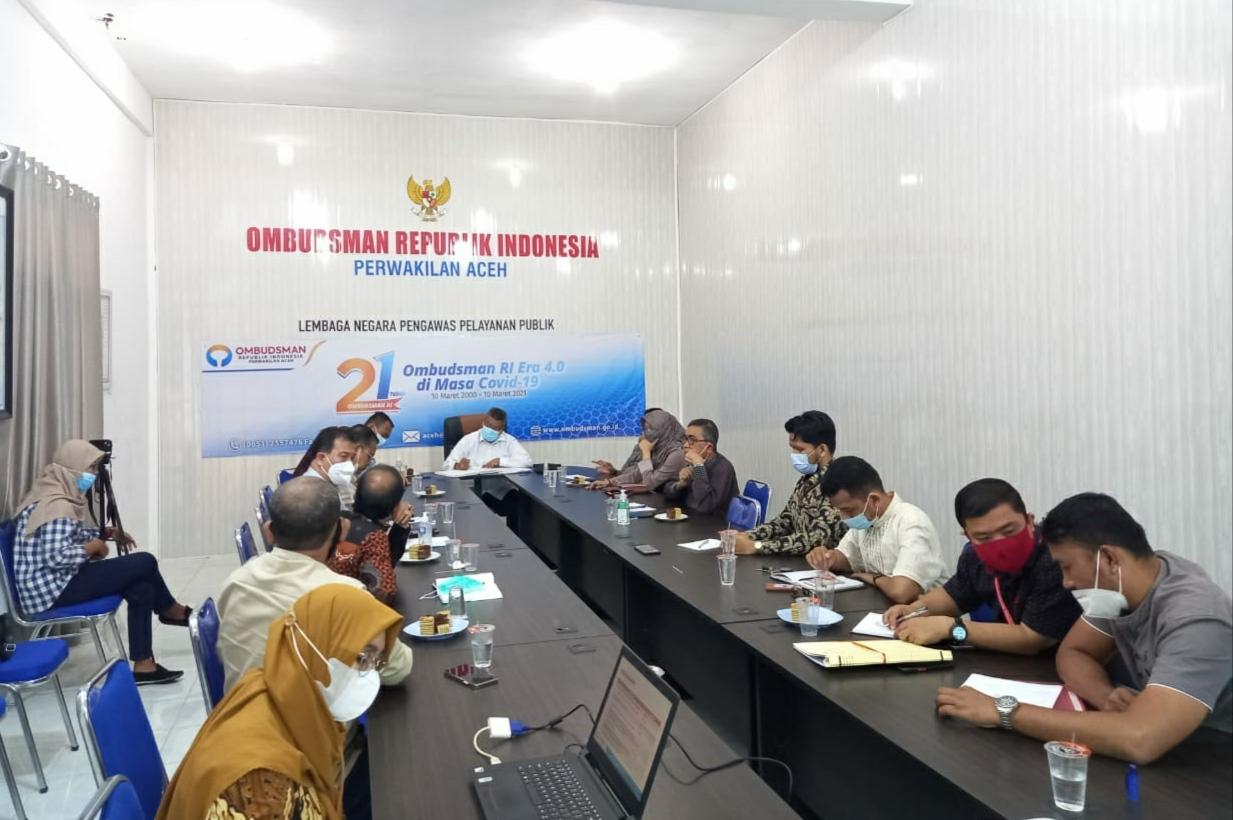 Banyak Masalah, Ombudsman Rakor dengan BSI dan OJK thumbnail