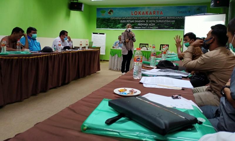 HKTI Subulussalam Sosialisasikan RSPO bagi Petani Sawit thumbnail