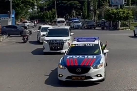 Kasus Kerumunan di Lhokseumawe, Ini Kata Polda Aceh Soal Oknum Polisi Kawal Selebgram thumbnail